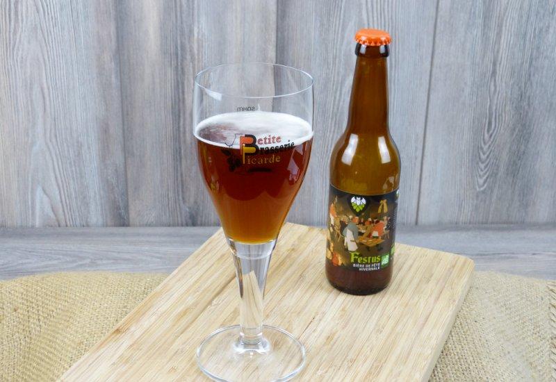Festus (bière de Noël) 33cl