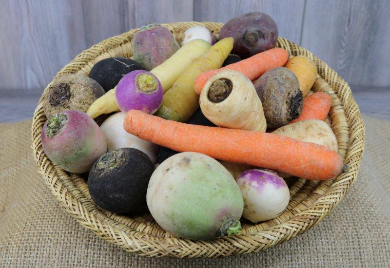 Légumes d'hiver (1 à 2 pers)