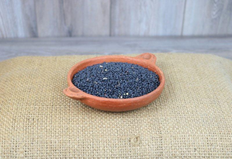 Lentilles noires (vrac)
