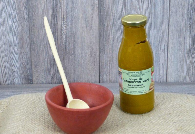 Soupe de Potimarron Vert Greenwich 0,5L