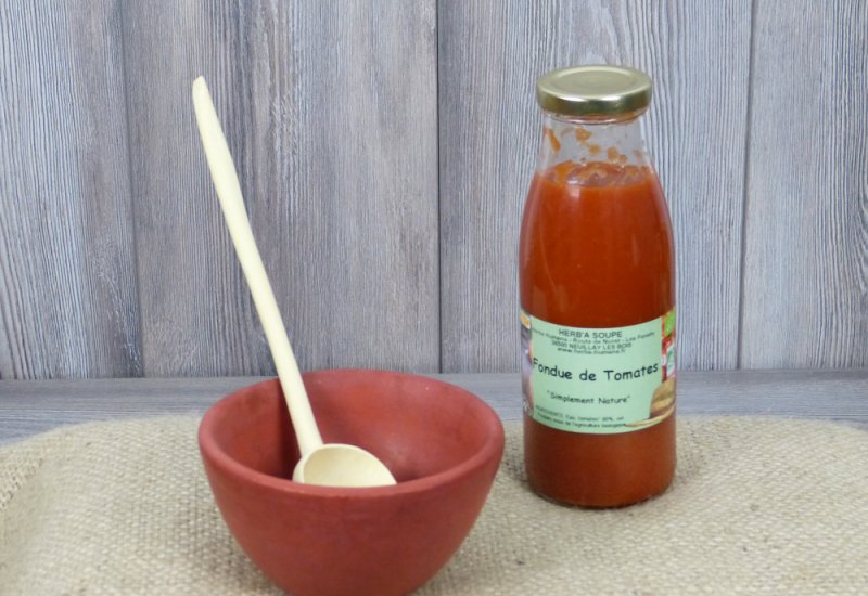 Fondue de tomates 0,5L