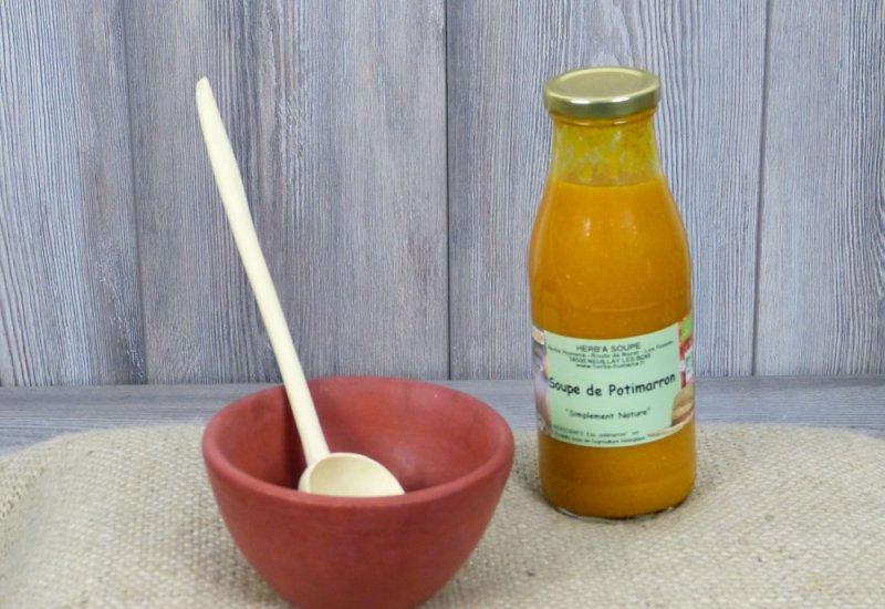 Soupe courge Potimarron 0,5L