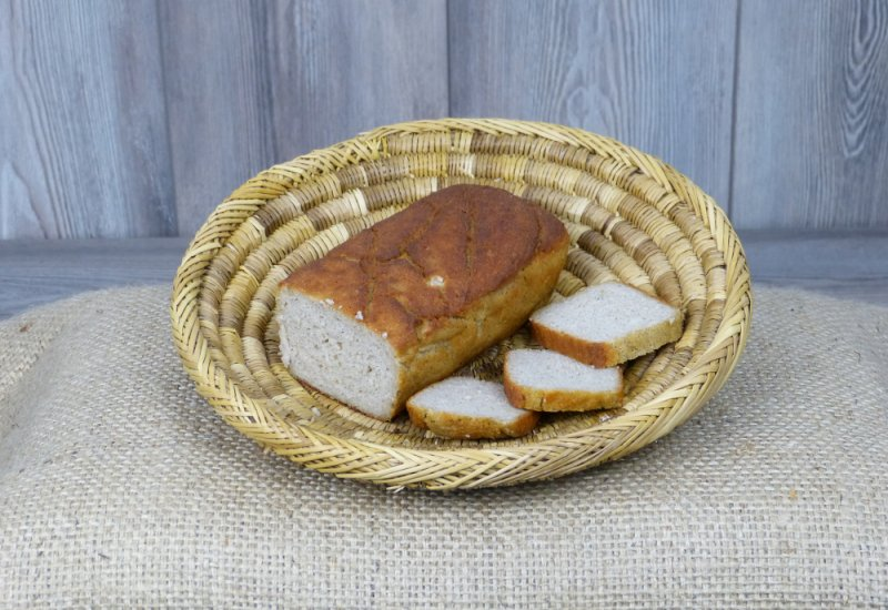Pain au quinoa (sans gluten)