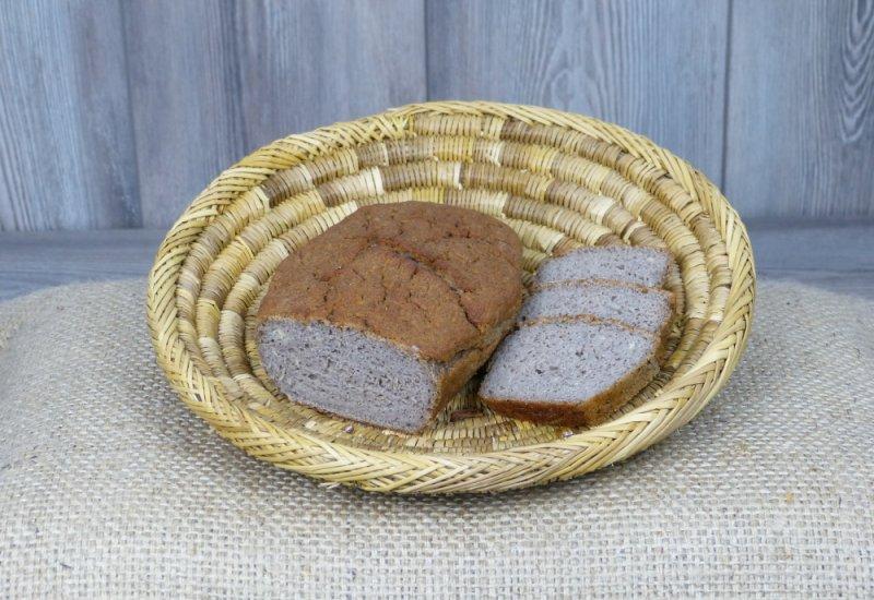 Pain au sarrasin (sans gluten)