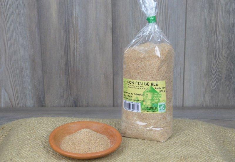 Son fin de blé