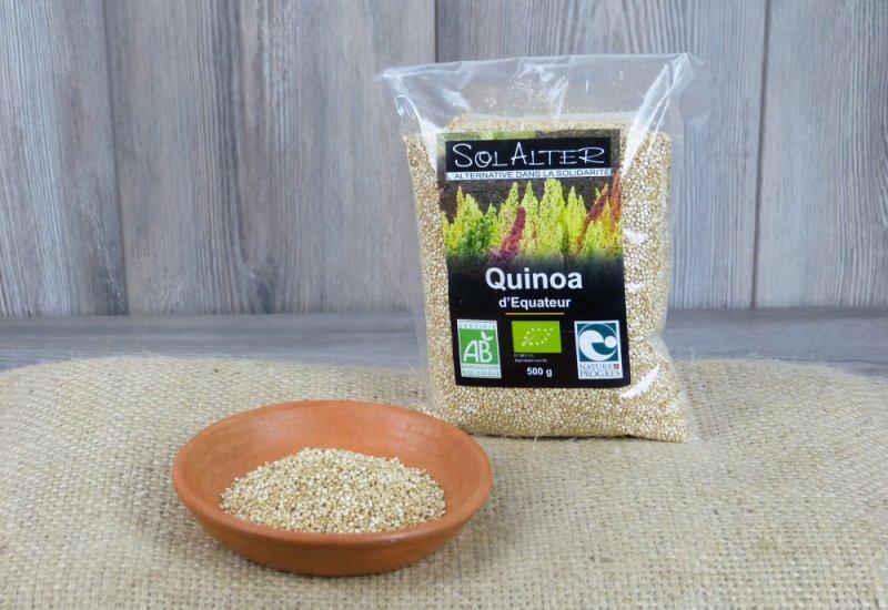 Quinoa d'Equateur