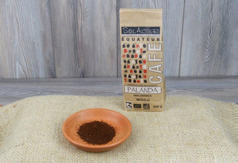 Café moulu 100% arabica - Palanda