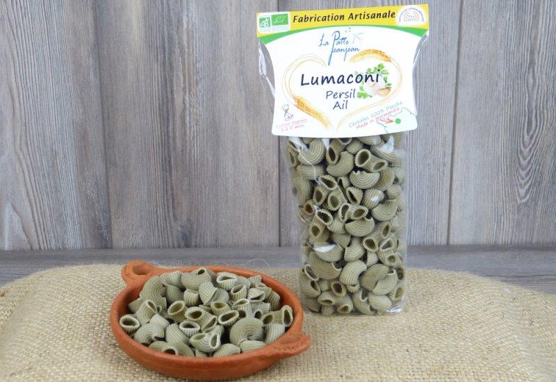 Lumaconi ail et persil