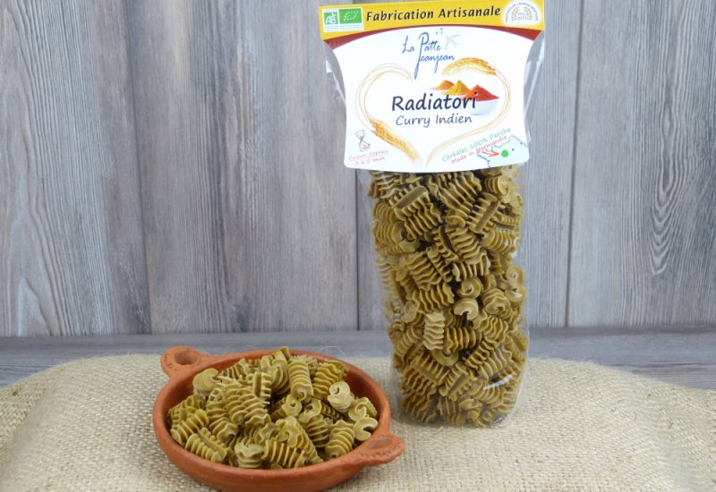 Radiatori curry indien
