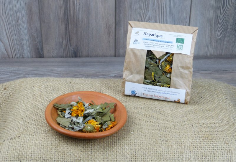 Tisane 'hépatique'