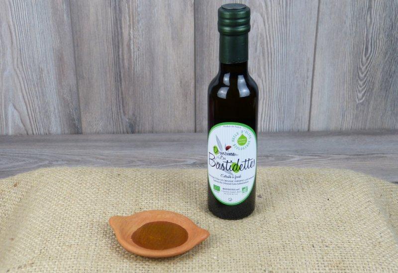 Huile d'olive 'Les Bastidettes' - bouteille 25cl