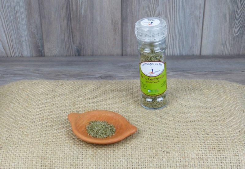 Moulin à sel spécial salade