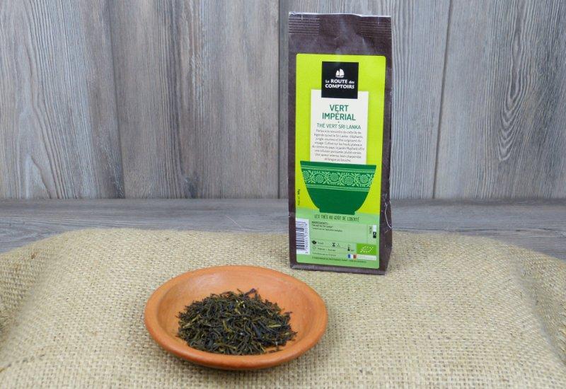 Thé vert impérial