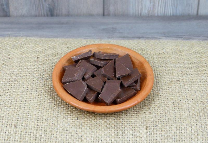 Chocolat mixte noir/lait café spéculos