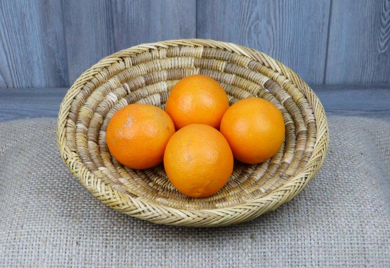Oranges 1/2 sanguine x4