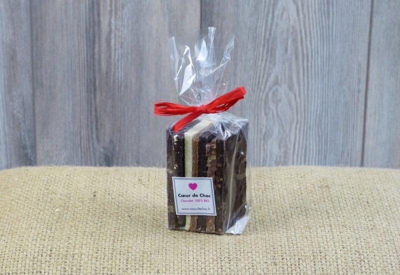 Assortiment chocolats - 7 quarts