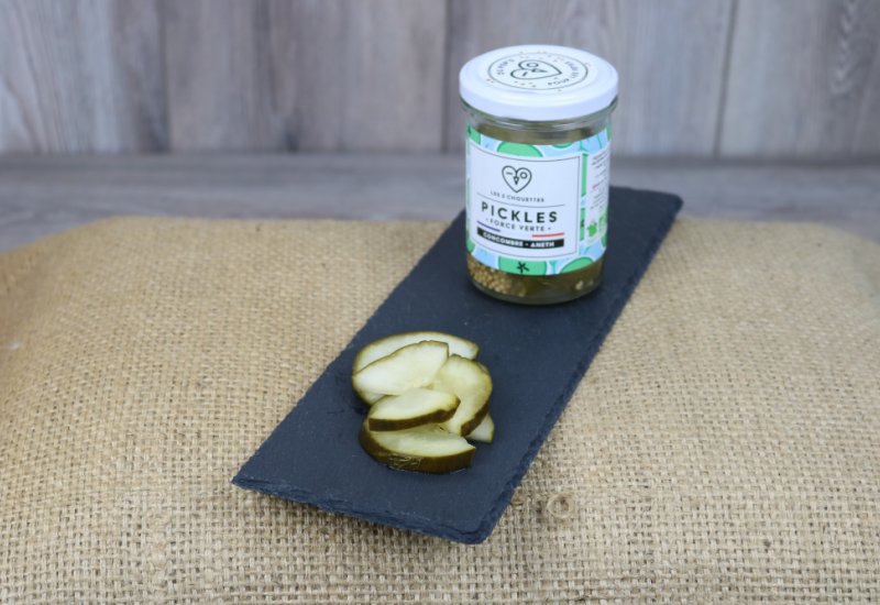 Pickles concombre-aneth