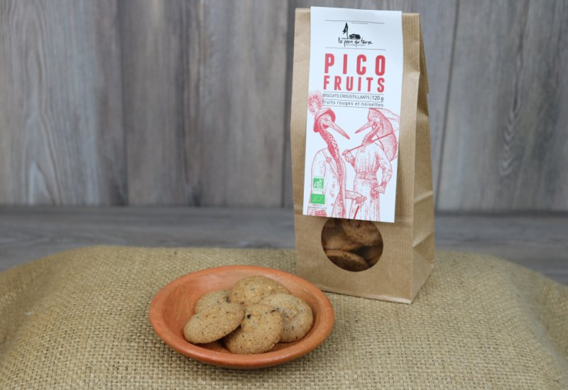 Biscuits 'Pico fruits'