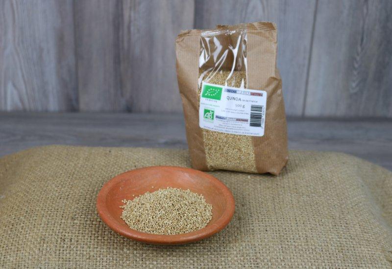 Quinoa IdF