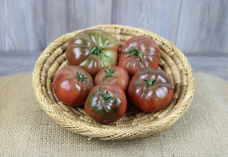 Tomates 'Noire de Crimée'