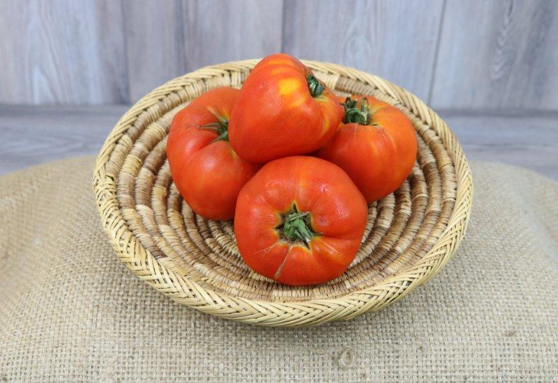 Tomates 'coeur de boeuf'